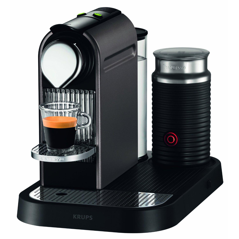 krups xn 7101 nespresso citiz milk titan kaffeepadmaschinen test 2017. Black Bedroom Furniture Sets. Home Design Ideas