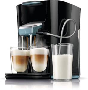 Kaffeepadmaschine Senseo HD7855/60OP